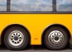 bus wheels