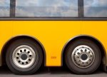 bus wheels