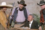 Blazing Saddles, No Stinking Badges scene-8x6