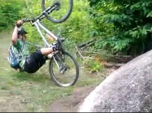 Paul falling 2